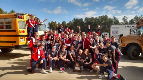 Band makes one at regional competition