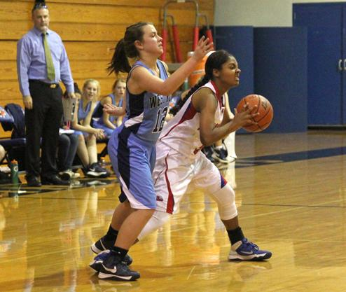 Girls' basketball off to a strong start