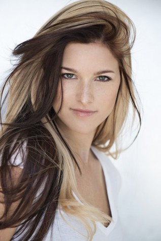 Up and coming artist Cassadee Pope