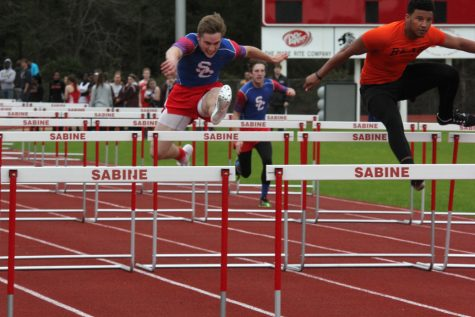 Caudle qualifies for state track meet