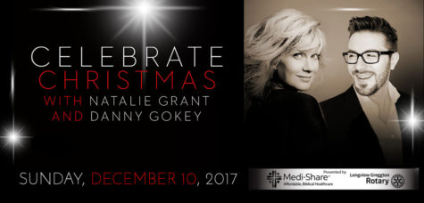 Belcher Center/  Celebrate Christmas with Natalie Grant and Danny Gokey