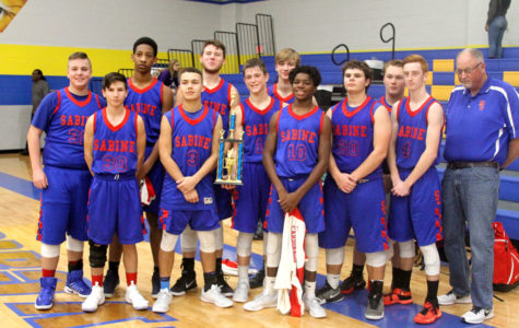 JV Boys Basketball takes trophy in Big Sandy Tournament