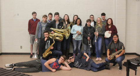 Band banquet planned for April