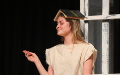 One-Act play places as alternate to the regional competition