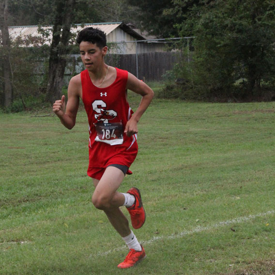 Robinson, Acosta qualify for state cross country meet in Round Rock