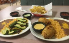 Los Enchilado's gets points for great food, service