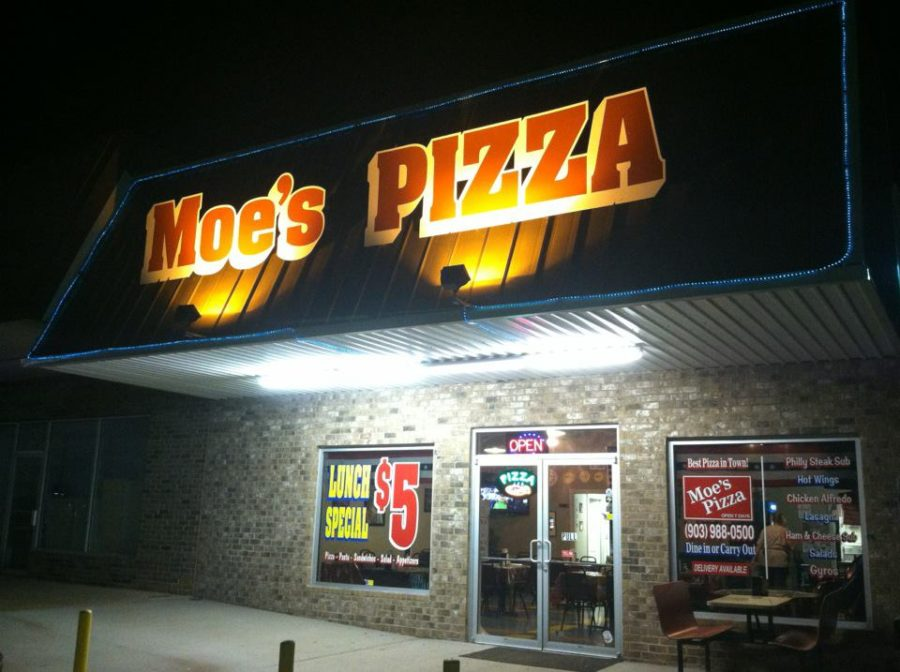 Moe's Pizza in Liberty City