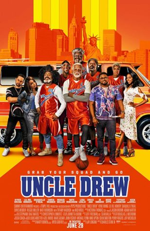 Uncle Drew recommended as a quick family movie for basketball fans