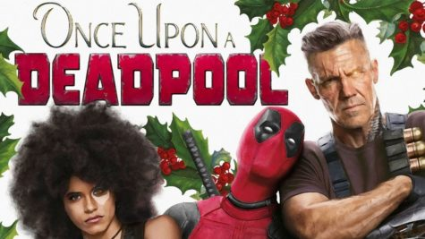 Once Upon a Deadpool presented as a parody of Deadpool 2