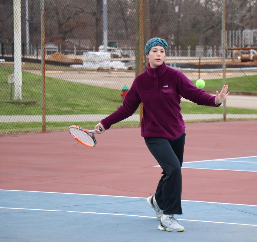Dalby goes to Regional  Tennis
