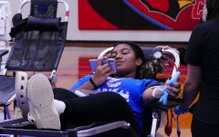 Navigation to Story: High school hosts annual blood drive